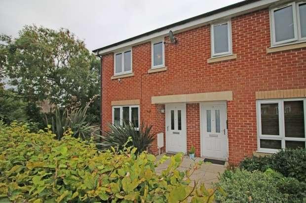 2 Bedrooms End Of Terrace House for sale in Crooklands Gardens, Hambleton, Poulton-le-Fylde, FY6