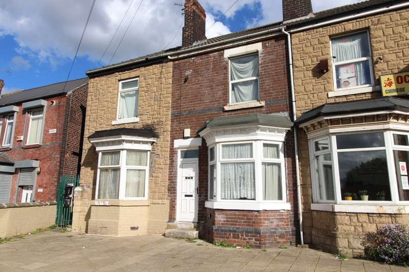 2 Bedrooms Apartment Flat for sale in Canklow Road, Rotherham, South Yorkshire, S60