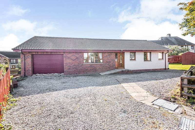 3 Bedrooms Detached Bungalow for sale in Newton Place, Kirkhill, IV5