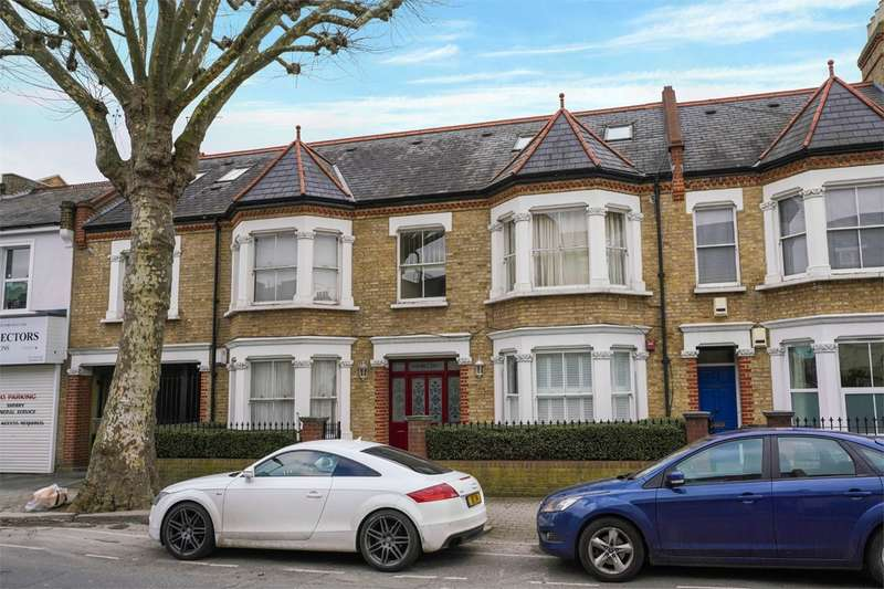 2 Bedrooms Flat for sale in Somerset Court, Chiswick, London , W4