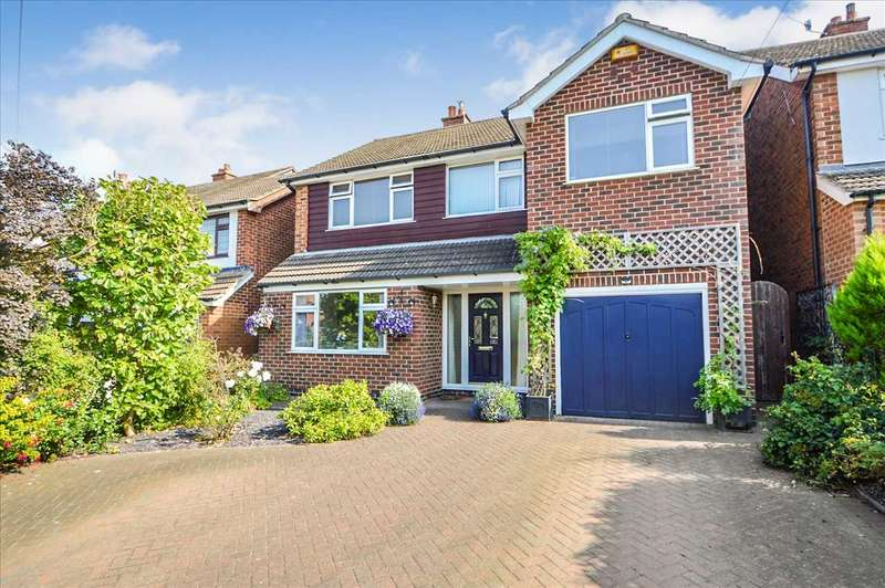 5 Bedrooms Detached House for sale in Walcote Drive, West Bridgford, Nottingham