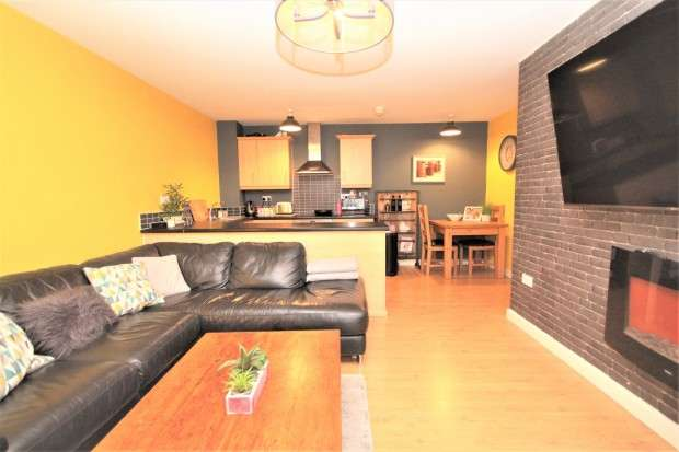 2 Bedrooms Apartment Flat for sale in Woodrow House, Mercer Street, Preston, PR1