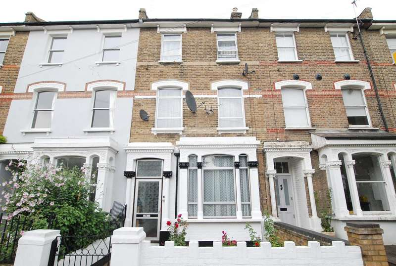 4 Bedrooms Terraced House for sale in Romilly Road, Finsbury Park