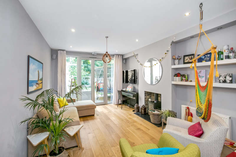 4 Bedrooms Terraced House for sale in Croxted Road, Dulwich, London