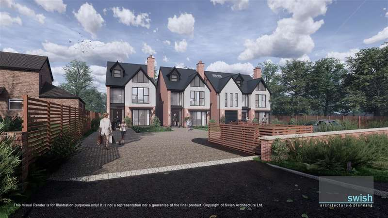 4 Bedrooms Detached House for sale in Awsworth Lane, Cossall, Nottingham