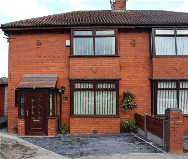 3 Bedrooms Semi Detached House for sale in Trentham Grove, Manchester