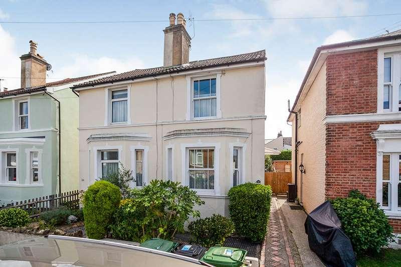 2 Bedrooms Semi Detached House for sale in Western Road, Tunbridge Wells, Kent, TN1