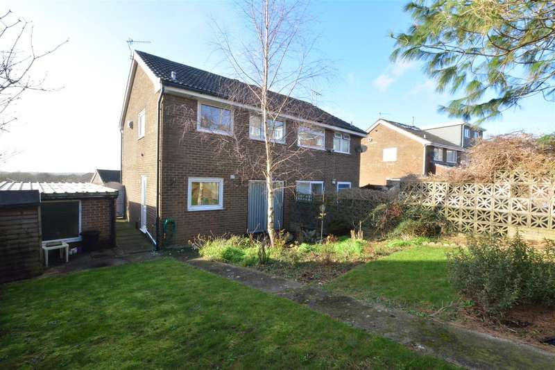 3 Bedrooms Semi Detached House for sale in Jefferson Close, Abraham Heights - a 3 bed family home on a quiet cul-de-sac