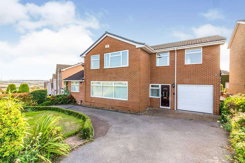 4 Bedrooms Detached House for sale in Saxton Drive, Rotherham, South Yorkshire, S60