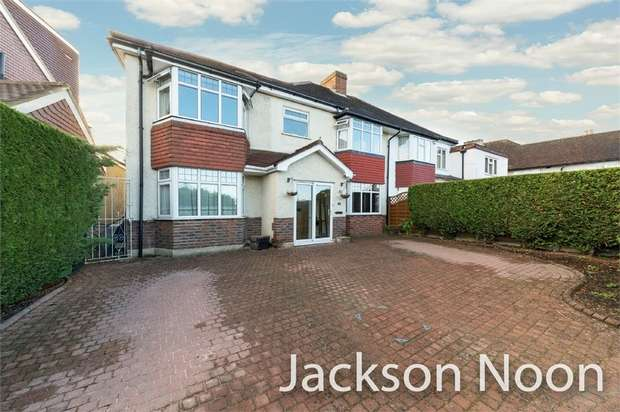 4 Bedrooms Semi Detached House for sale in Sparrow Farm Road, Stoneleigh