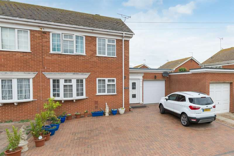 3 Bedrooms Semi Detached House for sale in Moray Avenue, Birchington