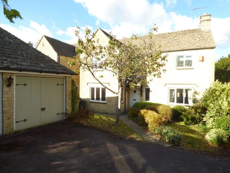 4 Bedrooms Detached House for sale in Antelope Paddock, Northleach