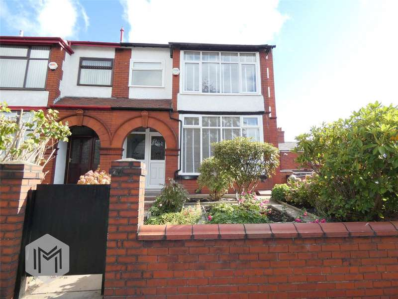 3 Bedrooms Semi Detached House for sale in St James Avenue, Bolton, Greater Manchester, BL2