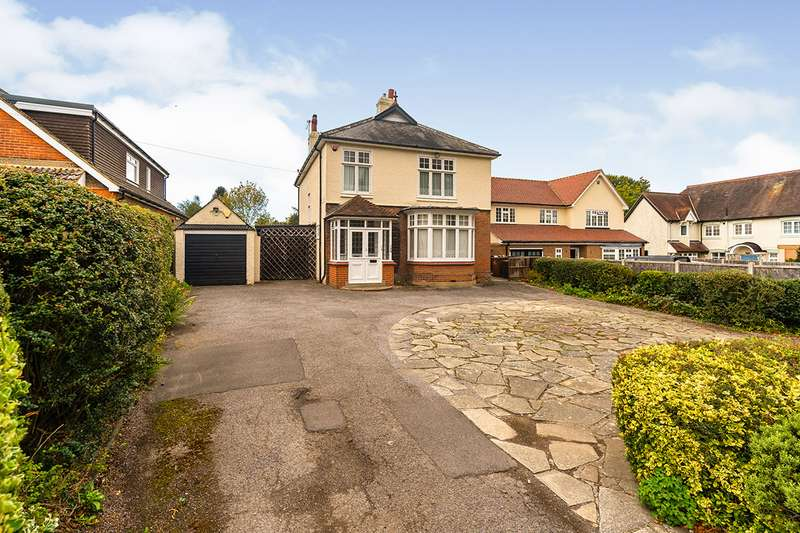 4 Bedrooms Detached House for sale in Maidstone Road, Chatham, Kent, ME4