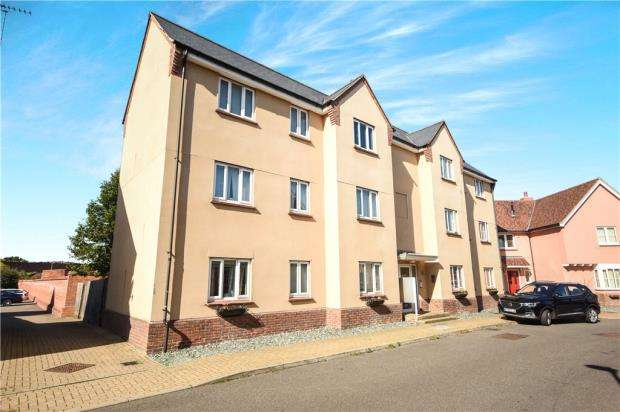 2 Bedrooms Apartment Flat for sale in Mackenzie House, Peter Taylor Avenue, Braintree
