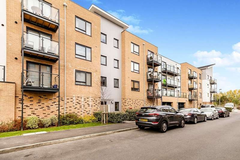 2 Bedrooms Apartment Flat for sale in Creek Mill Way, Dartford, Kent, DA1