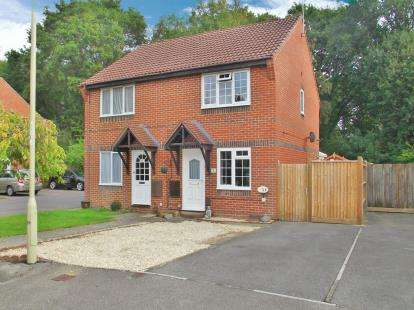 2 Bedrooms Semi Detached House for sale in Ashurst Bridge, Southampton, Hampshire