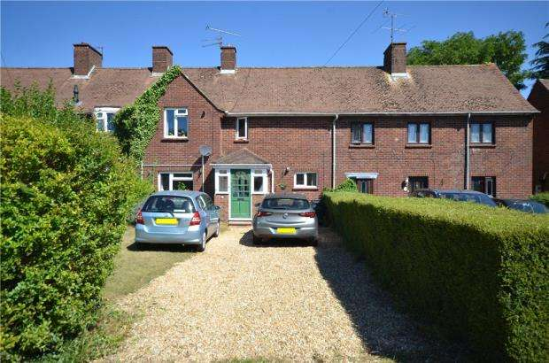 3 Bedrooms Terraced House for sale in Queen Mary Avenue, Basingstoke, Hampshire