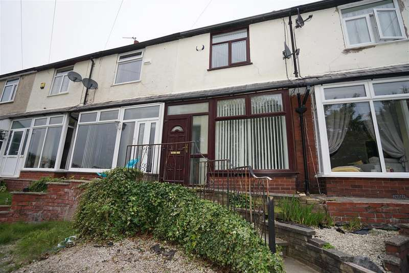 2 Bedrooms Terraced House for sale in Duxbury Avenue, Harwood, Bolton