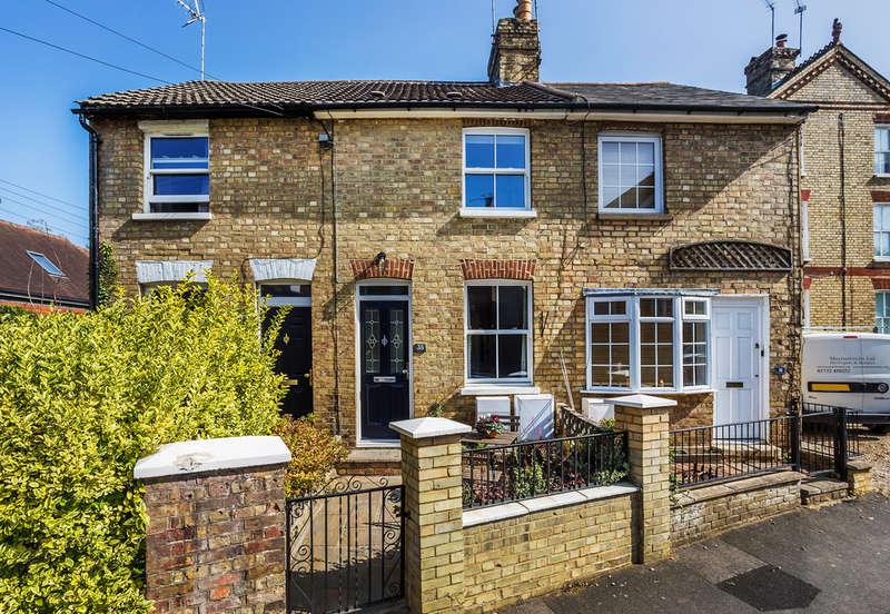 2 Bedrooms Terraced House for sale in Hitchen Hatch Lane, Sevenoaks, TN13