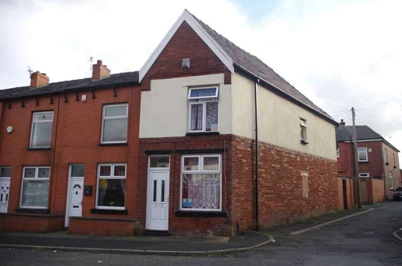 3 Bedrooms End Of Terrace House for sale in Frances Street, Bolton
