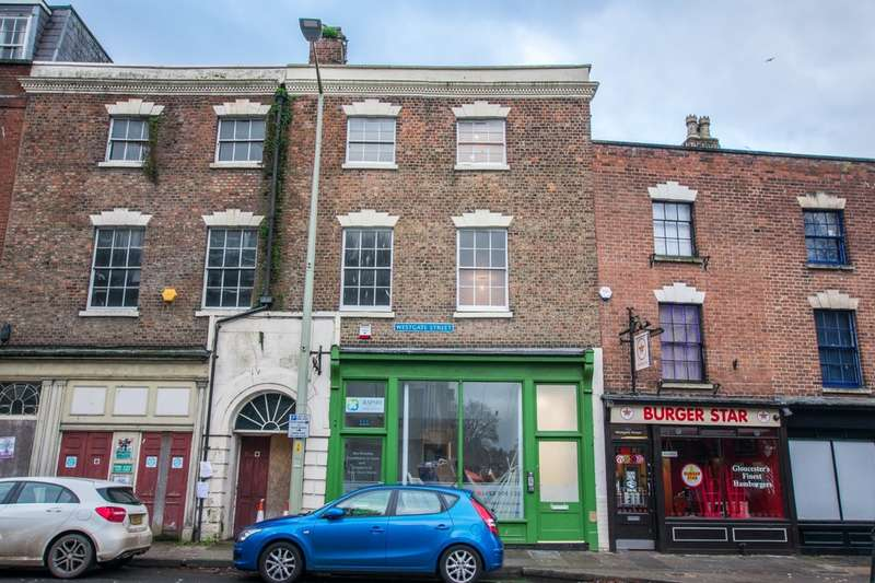 1 Bedroom Flat for rent in Westgate Street, Gloucester GL1 2PG