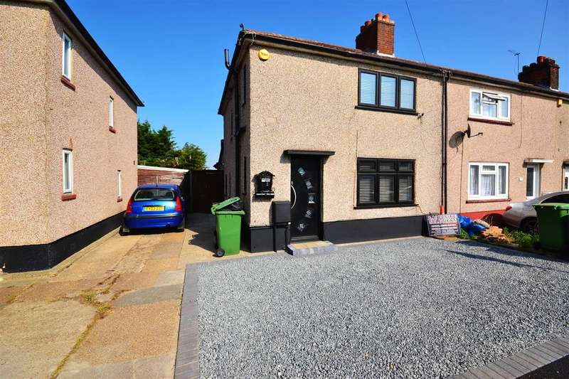 3 Bedrooms End Of Terrace House for sale in Templer Avenue, Chadwell St.Mary