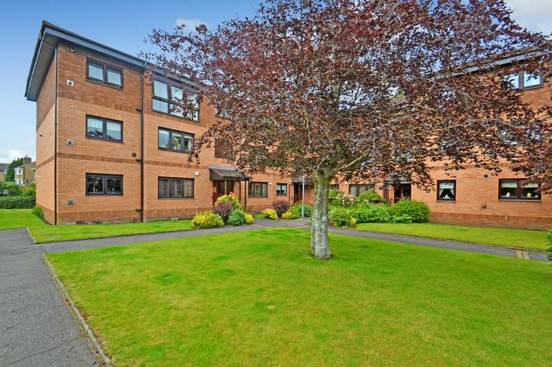 2 Bedrooms Flat for sale in The Firs Millholm Road, Cathcart, G44