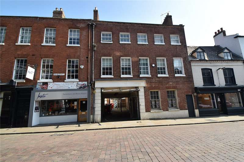 2 Bedrooms Apartment Flat for sale in Friar Street, City Centre, Worcester