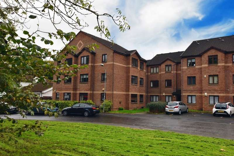 2 Bedrooms Flat for sale in Mahon Court, Moodiesburn, Glasgow, G69