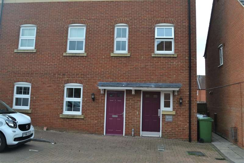 2 Bedrooms Flat for sale in Jessop Court, Kirton