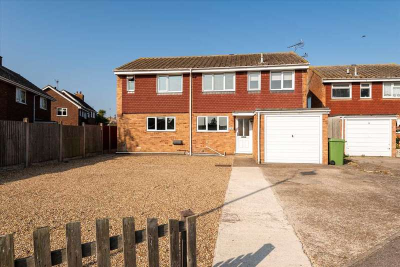 5 Bedrooms Detached House for sale in Evergreen Close, Iwade, Sittingbourne