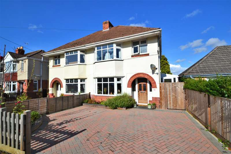 3 Bedrooms Semi Detached House for sale in Chandlers Ford