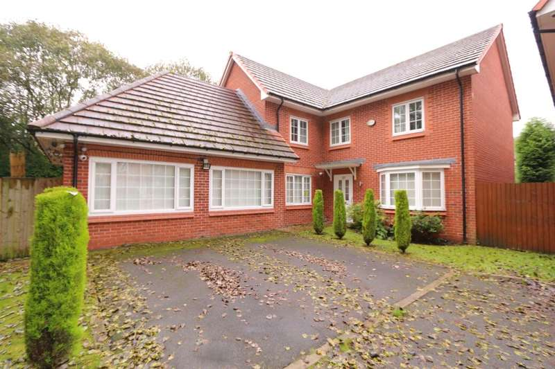 4 Bedrooms Detached House for sale in Boothdale Drive, Audenshaw, Manchester, M34