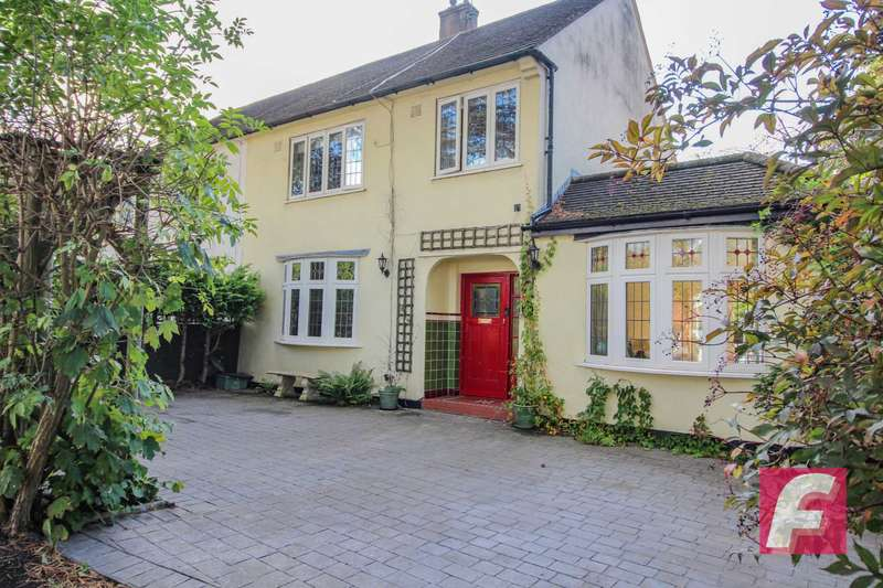3 Bedrooms Semi Detached House for sale in Birkdale Gardens, South Oxhey