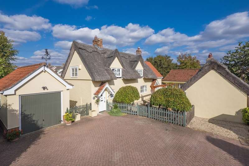 4 Bedrooms Cottage House for sale in Great Waldingfield, Sudbury, Suffolk