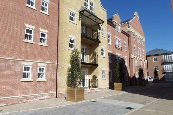 2 Bedrooms Apartment Flat for sale in Harry Davis Court, Armstrong Drive, Worcester