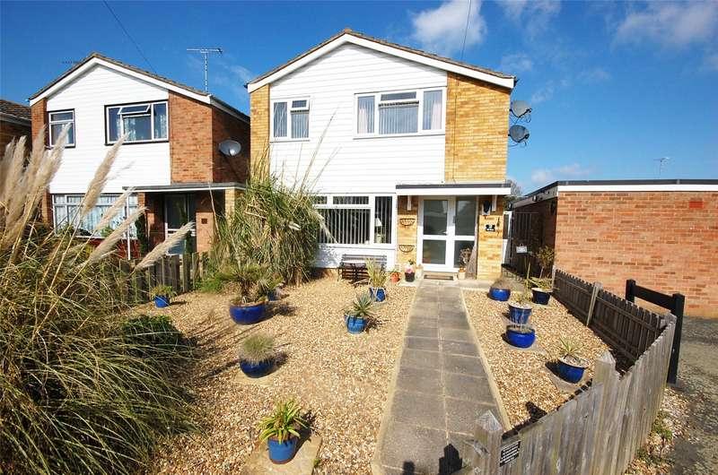 3 Bedrooms Detached House for sale in Mill Close, Tillingham, Southminster, Essex, CM0