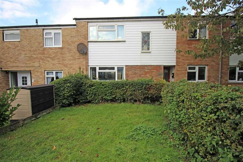 3 Bedrooms Terraced House for sale in Ascot Crescent, Stevenage, SG1 5SY