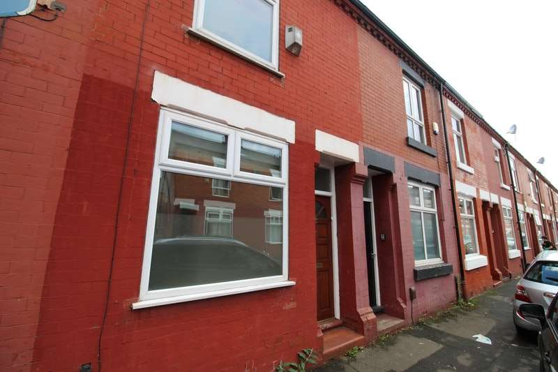 3 Bedrooms Terraced House for sale in Brailsford Road, Manchester, Greater Manchester, M14