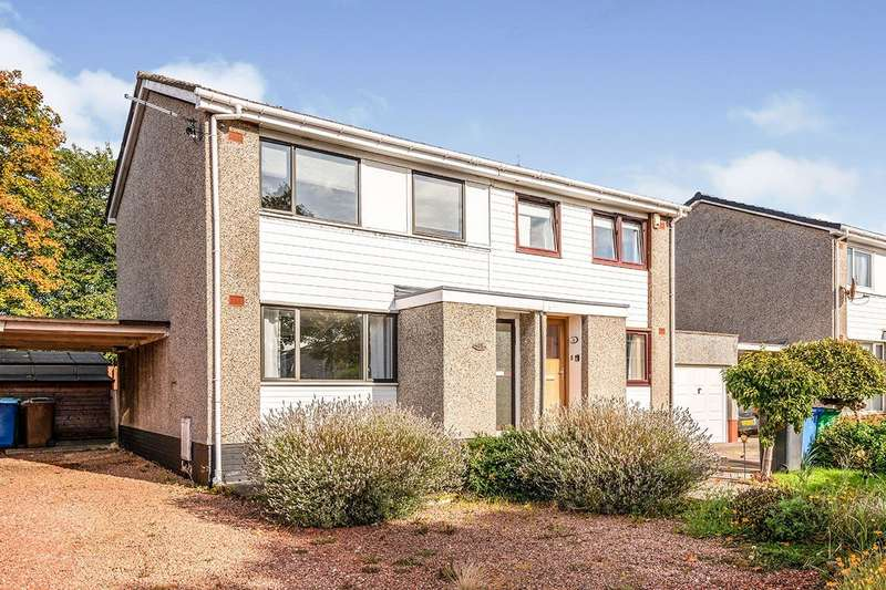 3 Bedrooms Semi Detached House for sale in Markfield Road, Dalgety Bay, KY11