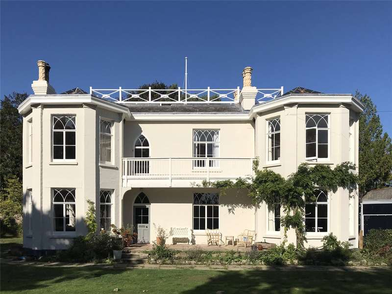 6 Bedrooms Detached House for sale in Kings Saltern Road, Lymington, Hampshire, SO41