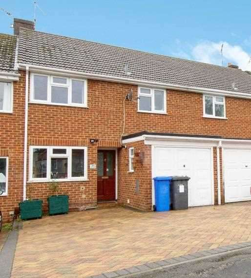 3 Bedrooms Terraced House for sale in Farm View, Yateley