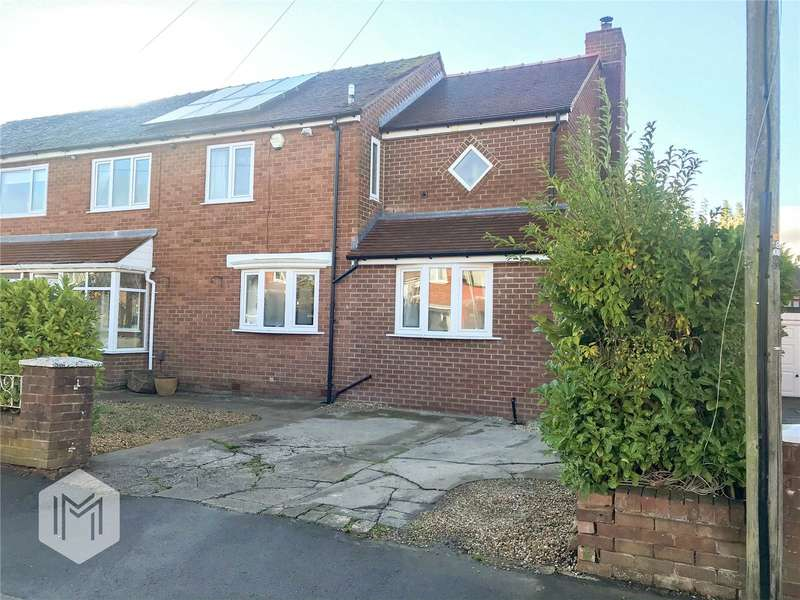 4 Bedrooms Semi Detached House for sale in Hayman Avenue, Leigh, Greater Manchester, WN7