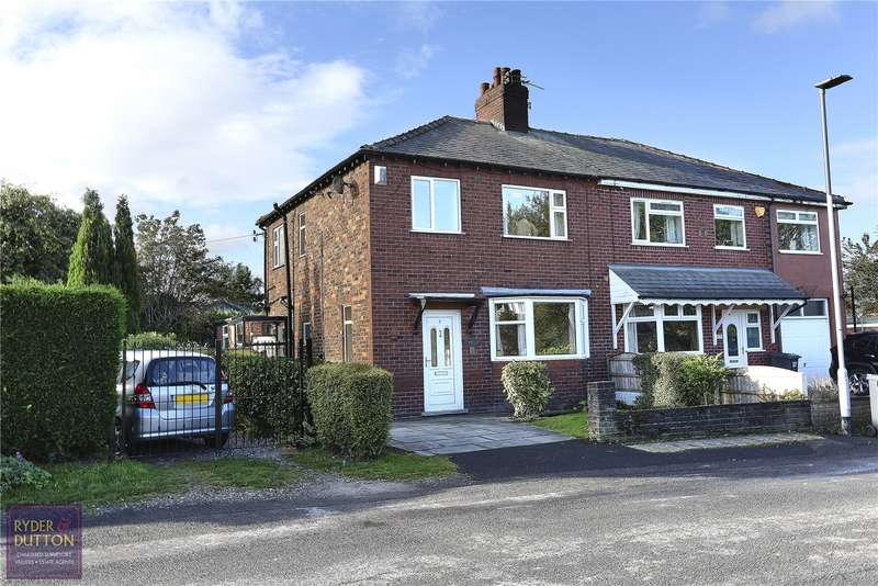3 Bedrooms Semi Detached House for sale in Gorsey Lane, Ashton-under-Lyne, Greater Manchester, OL6