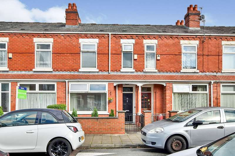 3 Bedrooms House for sale in Clyne Street, Stretford, Manchester, Greater Manchester, M32