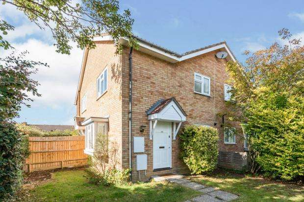 1 Bedroom End Of Terrace House for sale in Chineham, Basingstoke, Hampshire
