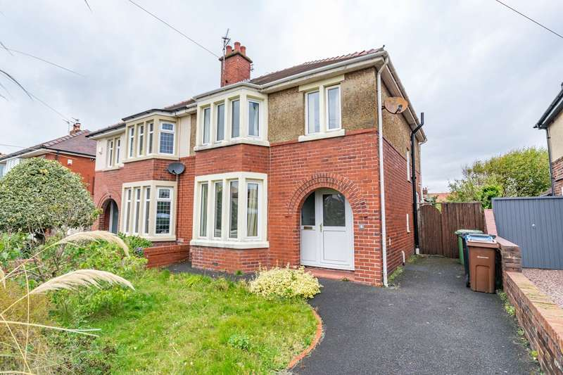 3 Bedrooms Semi Detached House for sale in Gretdale Avenue, Lytham St Annes, FY8
