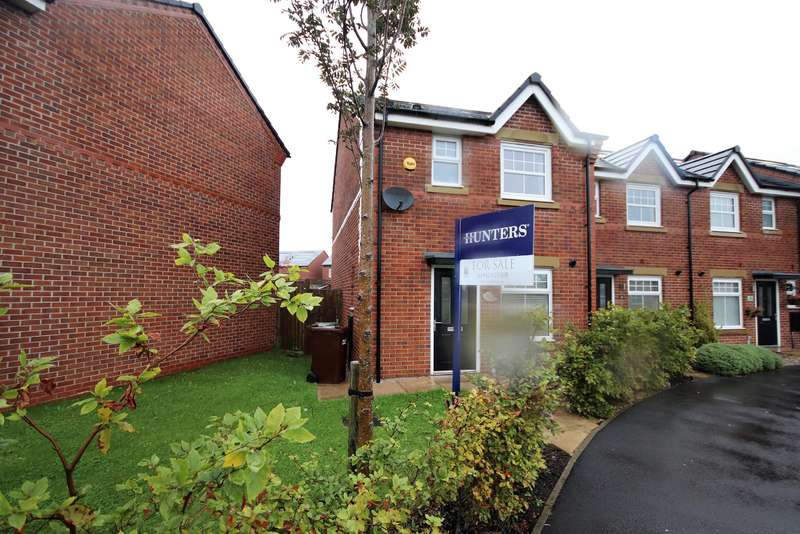3 Bedrooms Semi Detached House for sale in Wilkinson Park Drive, Leigh, WN7 4BJ