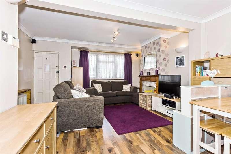 2 Bedrooms End Of Terrace House for sale in Howard Road, Dartford, Kent, DA1 1XS